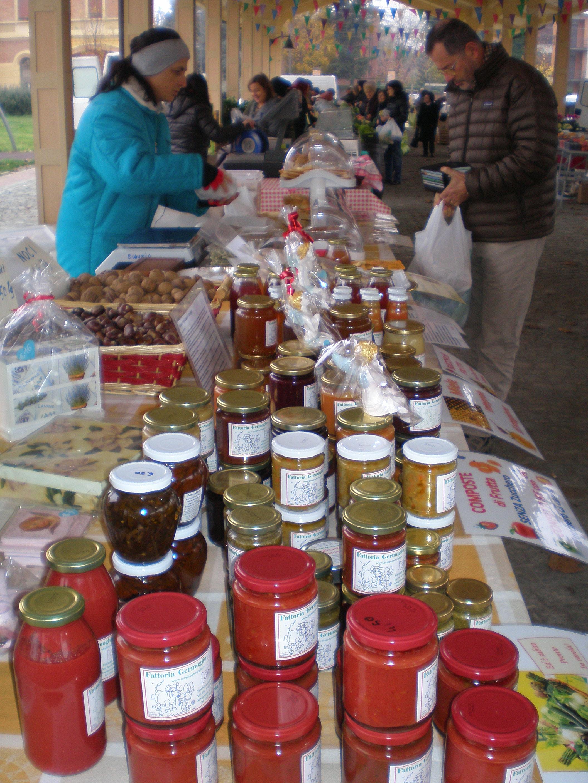 mercati contadini gruppo germoglio
